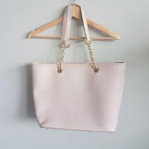 Indigo Dusty Pink Large Tote/Purse/Bag